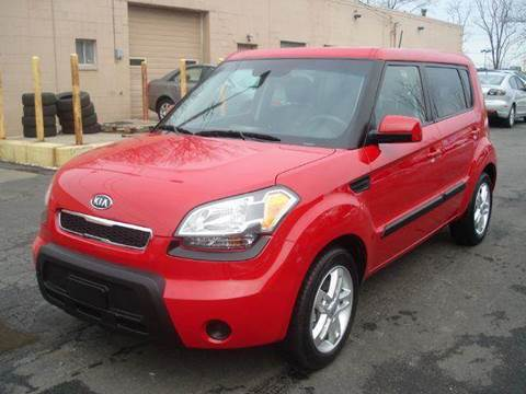 2011 Kia Soul for sale at Rusak Motors LTD. in Cleveland OH