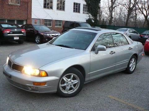 2003 Mitsubishi Diamante for sale at Rusak Motors LTD. in Cleveland OH