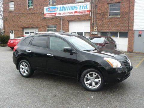 2010 Nissan Rogue for sale at Rusak Motors LTD. in Cleveland OH