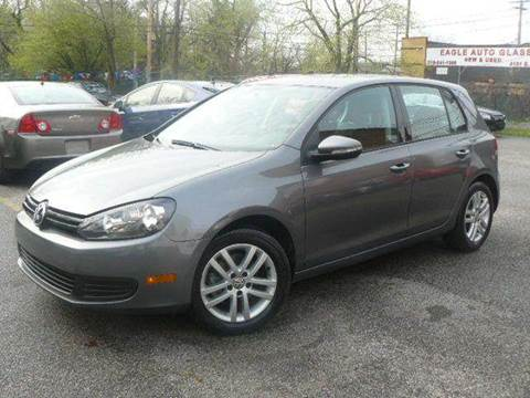 2011 Volkswagen Golf for sale at Rusak Motors LTD. in Cleveland OH