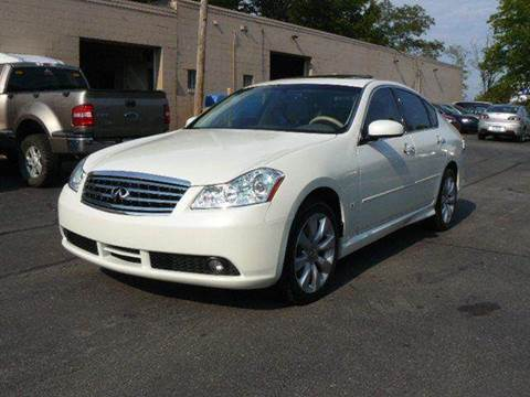 2007 Infiniti M35 for sale at Rusak Motors LTD. in Cleveland OH