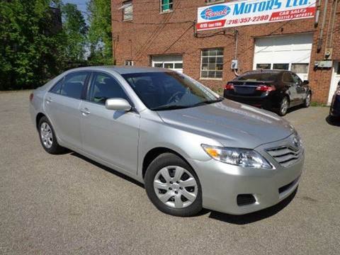 2011 Toyota Camry for sale at Rusak Motors LTD. in Cleveland OH