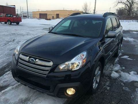 2014 Subaru Outback for sale at Rusak Motors LTD. in Cleveland OH