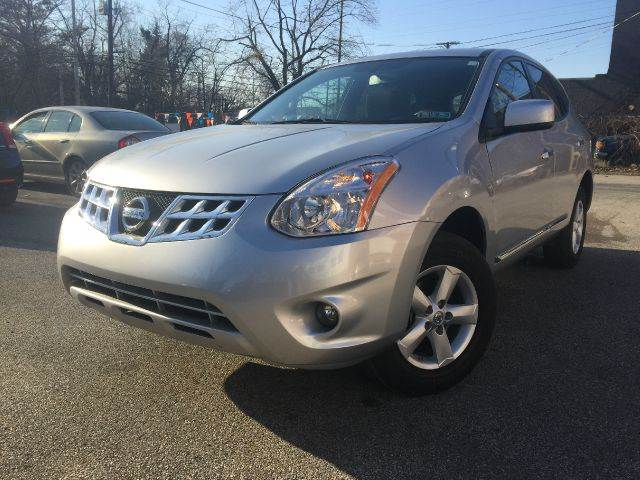 2013 Nissan Rogue for sale at Rusak Motors LTD. in Cleveland OH