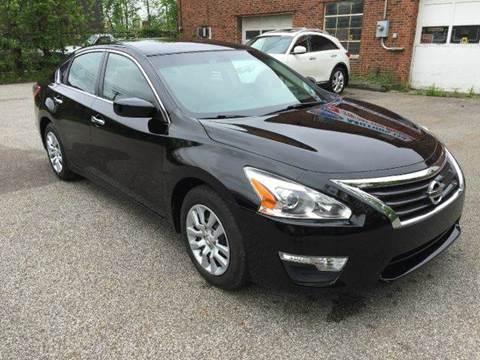 2013 Nissan Altima for sale at Rusak Motors LTD. in Cleveland OH