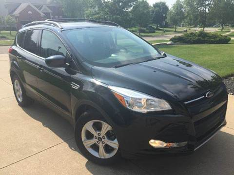 2014 Ford Escape for sale at Rusak Motors LTD. in Cleveland OH