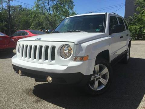 2012 Jeep Patriot for sale at Rusak Motors LTD. in Cleveland OH