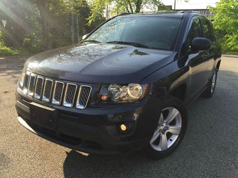 2014 Jeep Compass for sale at Rusak Motors LTD. in Cleveland OH