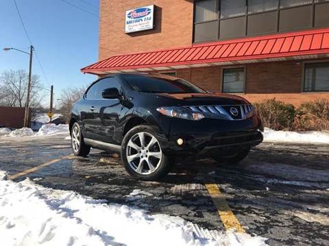 2014 Nissan Murano CrossCabriolet for sale at Rusak Motors LTD. in Cleveland OH
