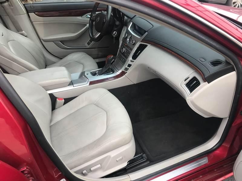 2012 Cadillac CTS AWD 3.0L Luxury 4dr Sedan - Cleveland OH
