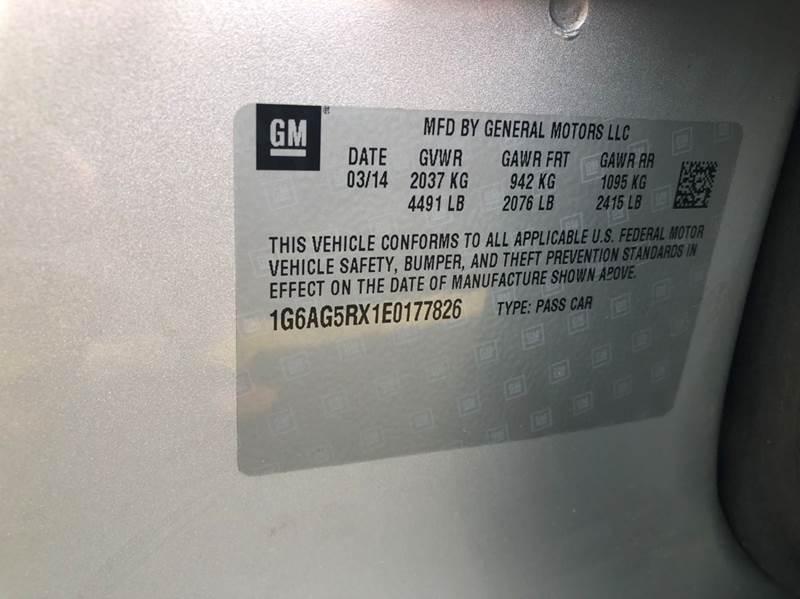 2014 Cadillac ATS AWD 2.0T 4dr Sedan - Cleveland OH