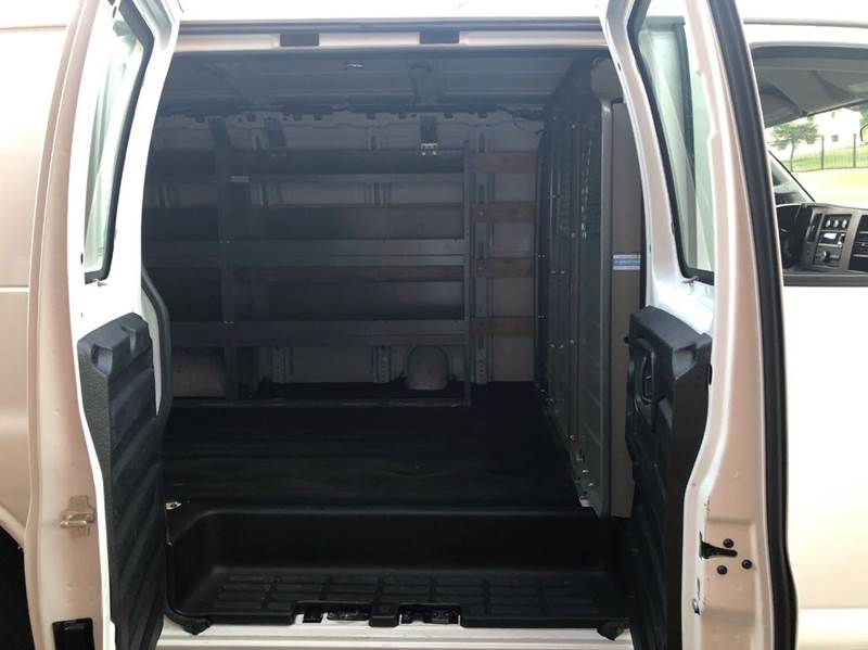2016 GMC Savana Cargo 2500 3dr Cargo Van w/1WT - Cleveland OH