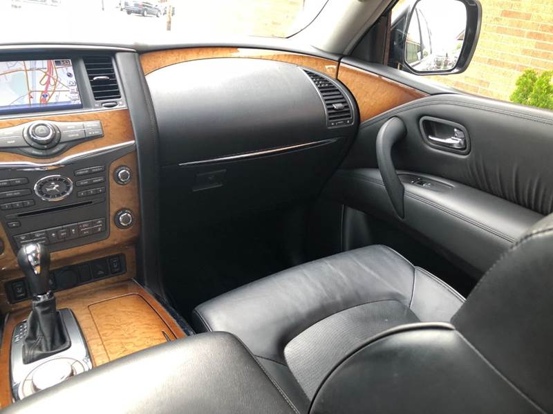 2013 Infiniti QX56 4x4 4dr SUV (midyear release) - Cleveland OH
