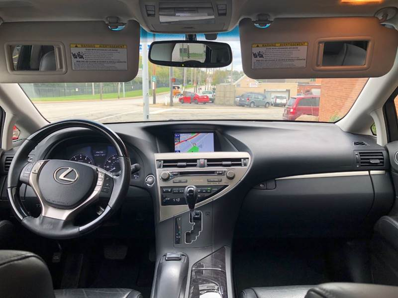 2014 Lexus RX 350 AWD 4dr SUV - Cleveland OH