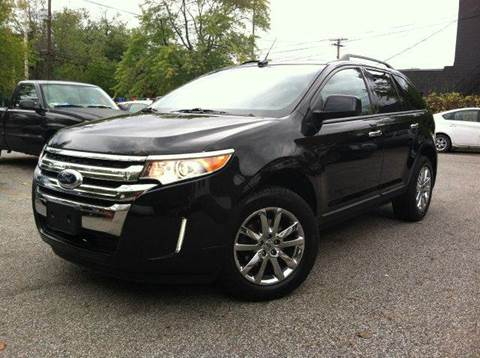 2011 Ford Edge for sale at Rusak Motors LTD. in Cleveland OH