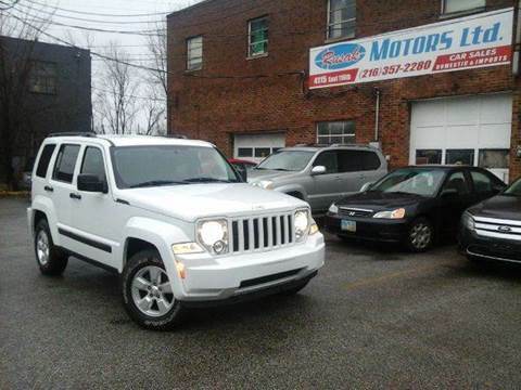 2011 Jeep Liberty for sale at Rusak Motors LTD. in Cleveland OH