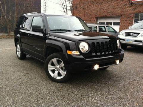 2014 Jeep Patriot for sale at Rusak Motors LTD. in Cleveland OH
