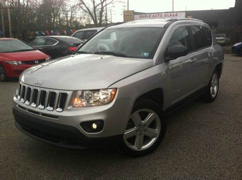 2011 Jeep Compass for sale at Rusak Motors LTD. in Cleveland OH