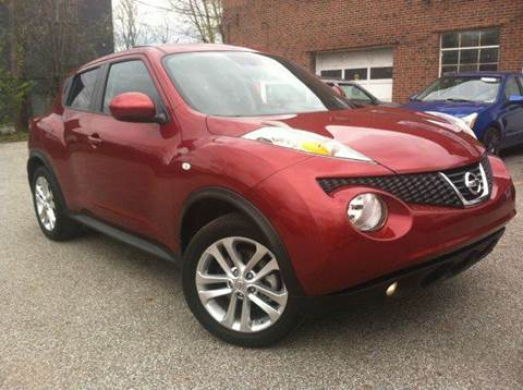 2013 Nissan JUKE for sale at Rusak Motors LTD. in Cleveland OH
