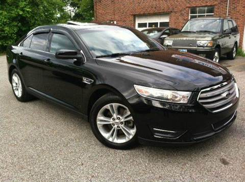 2013 Ford Taurus for sale at Rusak Motors LTD. in Cleveland OH