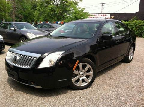 2011 Mercury Milan for sale at Rusak Motors LTD. in Cleveland OH