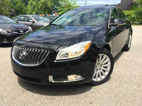 2013 Buick Regal for sale at Rusak Motors LTD. in Cleveland OH
