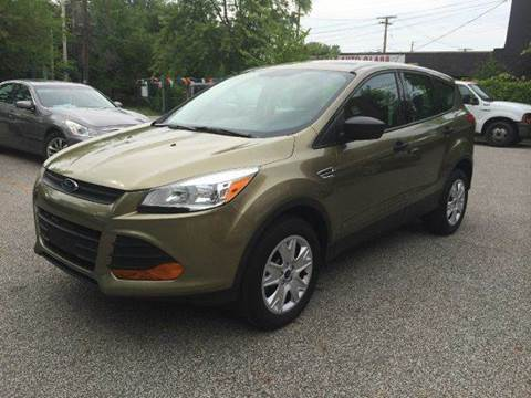 2013 Ford Escape for sale at Rusak Motors LTD. in Cleveland OH