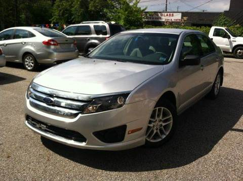 2012 Ford Fusion for sale at Rusak Motors LTD. in Cleveland OH