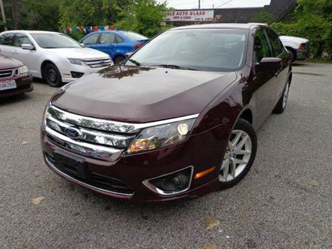 2011 Ford Fusion for sale at Rusak Motors LTD. in Cleveland OH
