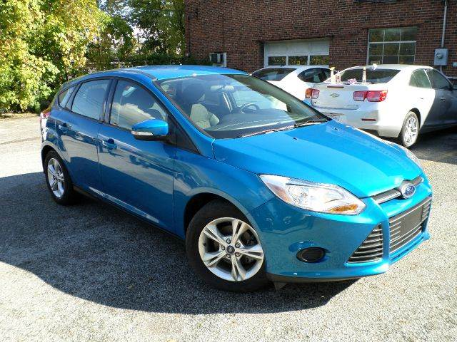 2013 Ford Focus for sale at Rusak Motors LTD. in Cleveland OH