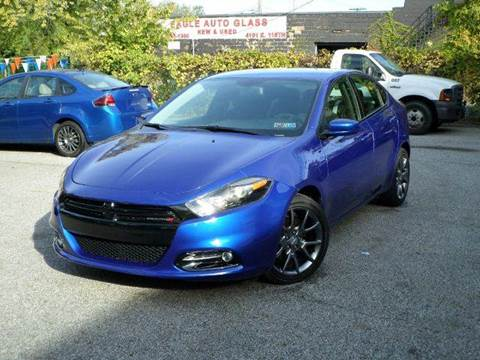 2013 Dodge Dart for sale at Rusak Motors LTD. in Cleveland OH