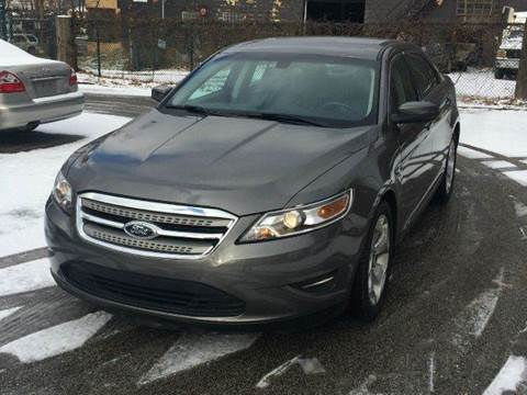 2012 Ford Taurus for sale at Rusak Motors LTD. in Cleveland OH
