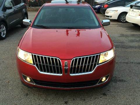 2012 Lincoln MKZ for sale at Rusak Motors LTD. in Cleveland OH