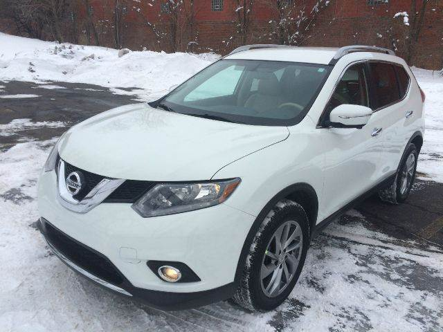 2014 Nissan Rogue for sale at Rusak Motors LTD. in Cleveland OH