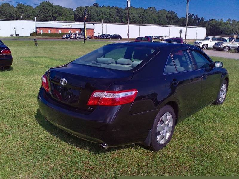 2009 Toyota Camry LE V6 4dr Sedan 6A - Statesville NC