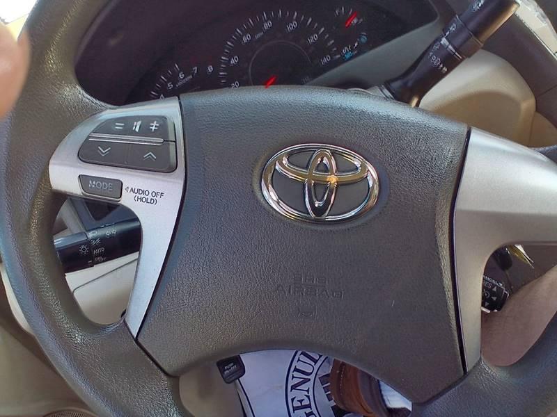 2010 Toyota Camry SE 4dr Sedan 6A - Statesville NC