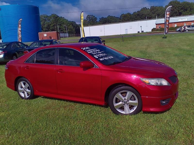 2011 Toyota Camry SE 4dr Sedan 6A - Statesville NC