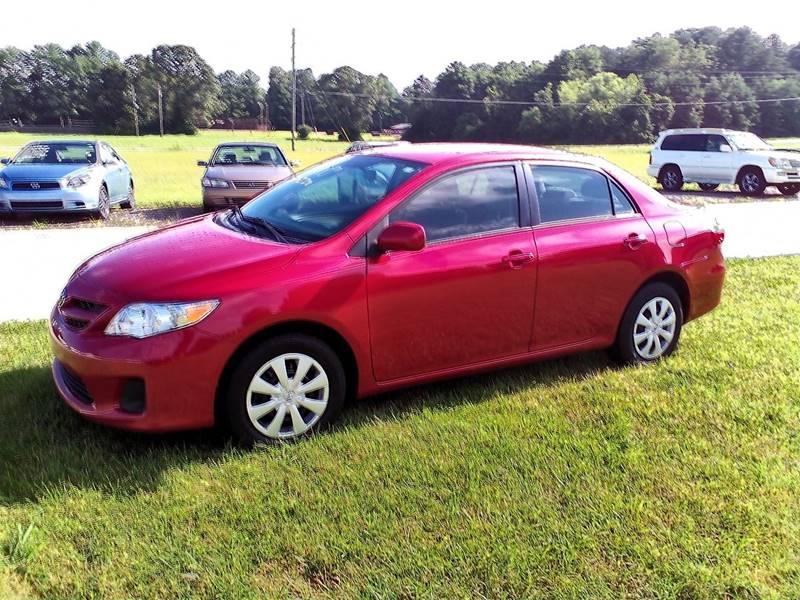 2011 Toyota Corolla LE 4dr Sedan 4A - Statesville NC