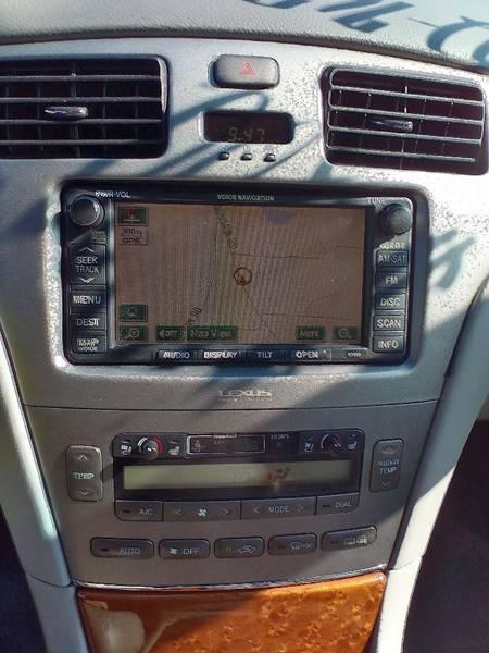 2006 Lexus ES 330 4dr Sedan - Statesville NC