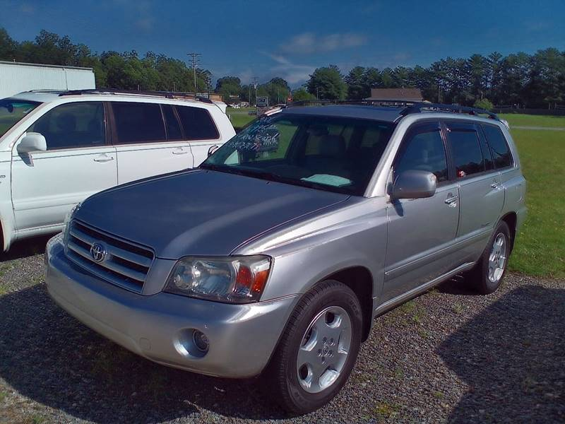 2006 Toyota Highlander Limited 4dr SUV w/3rd Row - Statesville NC