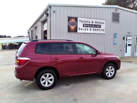 2008 Toyota Highlander for sale in Statesville, NC