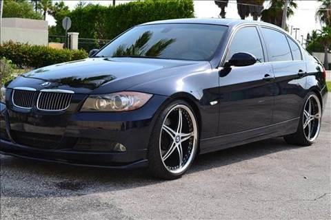 2006 BMW 3 Series for sale at Elite Auto Brokers in Oakland Park FL