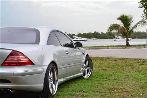 2003 Mercedes-Benz CL-Class for sale at Elite Auto Brokers in Oakland Park FL