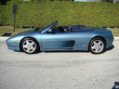 1994 Ferrari 348 for sale at Elite Auto Brokers in Oakland Park FL