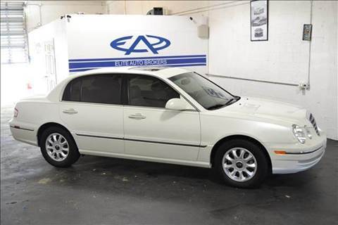 2006 Kia Amanti for sale at Elite Auto Brokers in Oakland Park FL
