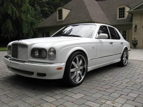 2001 Bentley Arnage for sale at Elite Auto Brokers in Oakland Park FL