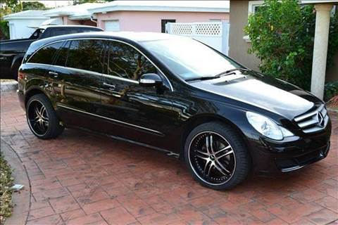 2006 Mercedes-Benz R-Class for sale at Elite Auto Brokers in Oakland Park FL