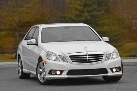 2011 Mercedes-Benz E-Class for sale at Elite Auto Brokers in Oakland Park FL