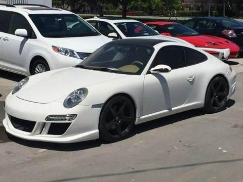 2008 Porsche 356 Speedster for sale at Elite Auto Brokers in Oakland Park FL