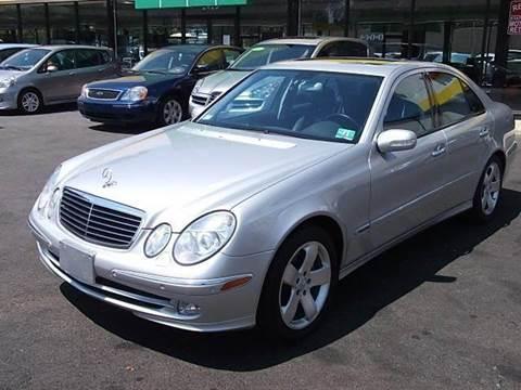 2003 Mercedes-Benz E-Class for sale at Elite Auto Brokers in Oakland Park FL